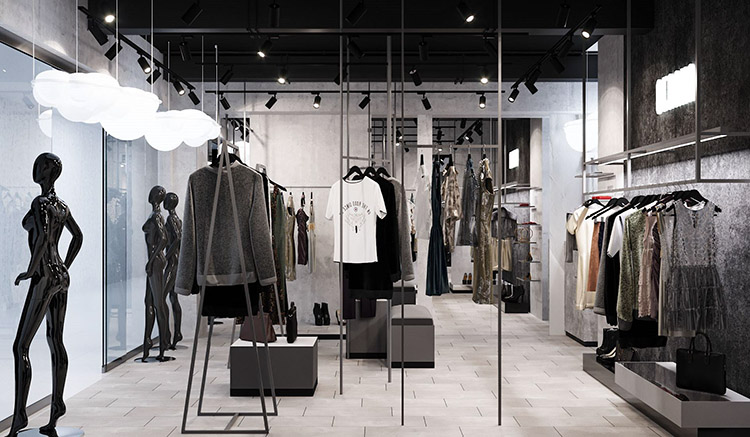 Дабочая документация к дизайн-проекту магазина